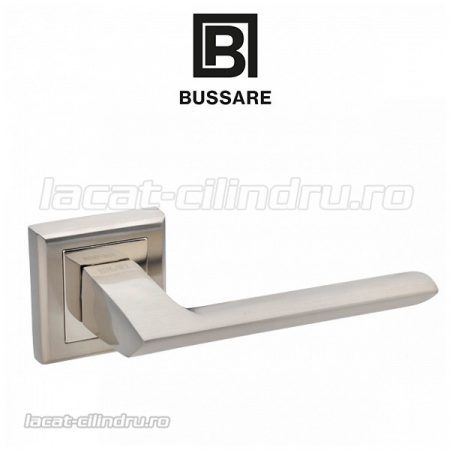 Bussare ASPECTO satin chrome