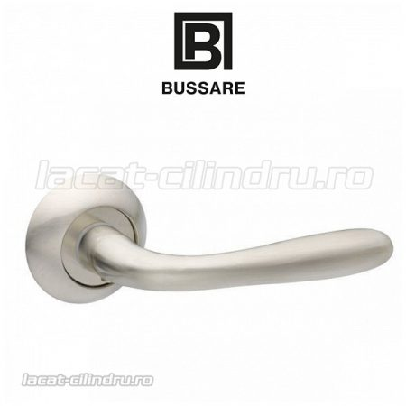 Bussare Nelly Satin Chrome (Fara rozeta)